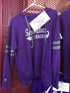 Holloway ladies purple Hoodie